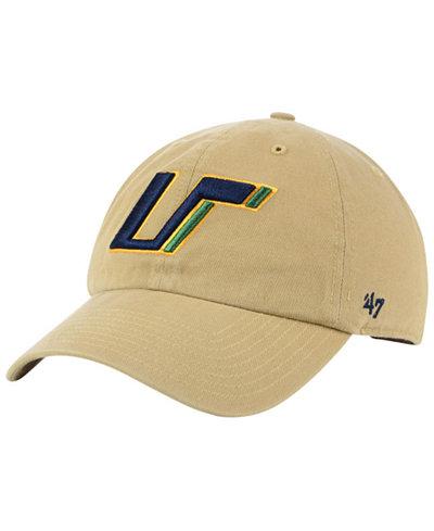 '47 Brand Utah Jazz Mash Up CLEAN UP Cap