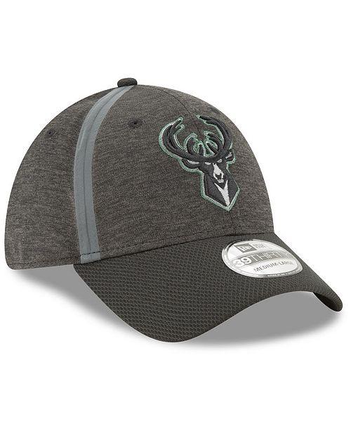 the latest 03c57 600e2 ... New Era Milwaukee Bucks Reflect Tech 39THIRTY Cap ...