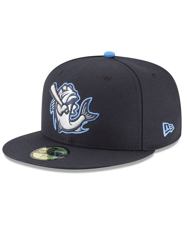 New Era Tampa Tarpons AC 59FIFTY Fitted Cap