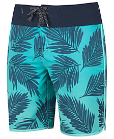 "Rip Curl Men's Mirage Mason Rockies Palm-Print 20"" Board Shorts"