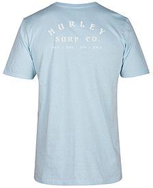 Hurley Men's Perth Logo-Print T-Shirt