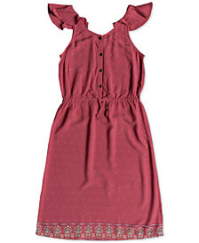 Roxy Blooming Love Dress, Big Girls
