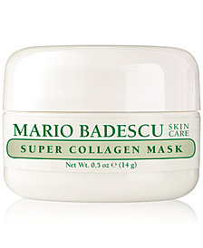Receive a FREE Deluxe Super Collagen Mask with $24 Mario Badescu Purchase