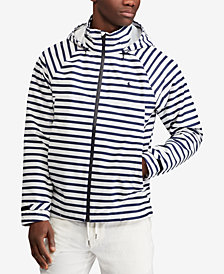 Polo Ralph Lauren Men's CP-93 Striped Hoodie