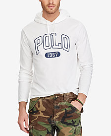 Polo Ralph Lauren Men's Classic Fit Logo Graphic Hoodie