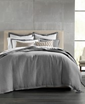 Hotel Collection Linen Bedding Created For Macy S