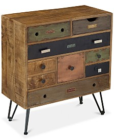 Brisbane 9-Drawer Chest, Quick Ship