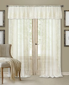 Elrene Sheer Addison Window Treatment Collection
