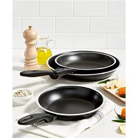 Deals on Tools of the Trade 8-inch, 9-inch & 11-inch Fry Pan Set