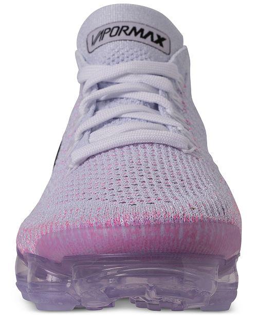 online retailer c1736 4e325 Nike Women's Air VaporMax Flyknit 2 Running Sneakers from ...