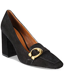 COACH Jade Signature Loafers