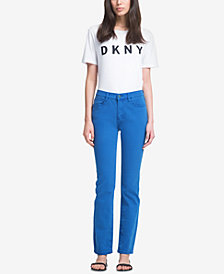 DKNY Soho Straight-Leg Jeans, Created for Macy's