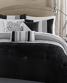 Madison Park Amherst 7-Pc. Queen Comforter Set