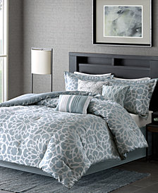 Madison Park Carlow 7-Pc. Queen Comforter Set