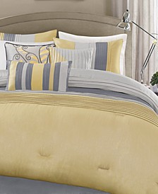 Amherst 7-Pc. King Comforter Set