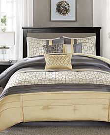 Madison Park Bradford 7-Pc. King Comforter Set