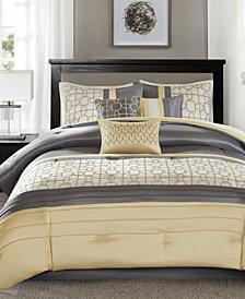 Madison Park Bradford 7-Pc. Comforter Sets