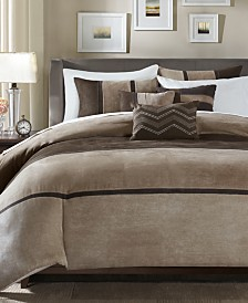 Madison Park Palisades 6-Pc. Duvet Cover Sets