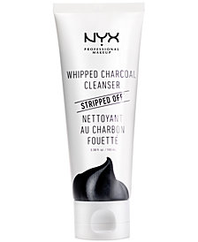 NYX Professional Makeup Stripped Off Whipped Charcoal Cleanser, 3.38 fl. oz.