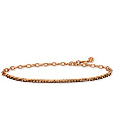 Chocolatier® Diamond Adjustable Tennis Bracelet (1-1/4 ct. t.w.) in 14k Gold