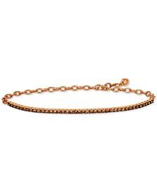 Chocolatier® Diamond Adjustable Tennis Bracelet (1-1/4 ct. t.w.) in 14k Gold