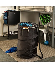 Pop-Up Laundry Bin with Wheels
