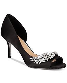 Jewel Badgley Mischka Melvina Evening Sandals