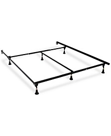 Hollywood Holly-Lock Keyhole Glides Bed Frame, Quick Ship
