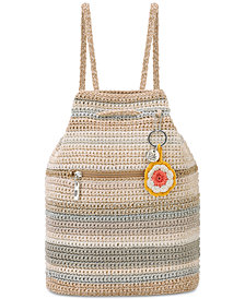 The Sak Amberly Crochet Backpack