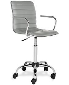 Haden Desk Chair, Quick Ship