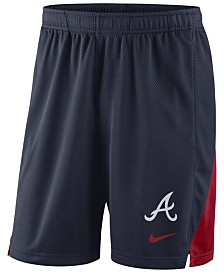 Nike Men's Atlanta Braves Dry Franchise Shorts