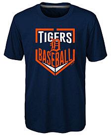 Outerstuff Detroit Tigers Run Scored T-Shirt, Little Boys (4-7)