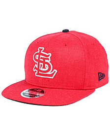 New Era St. Louis Cardinals Heather Hype 9FIFTY Snapback Cap