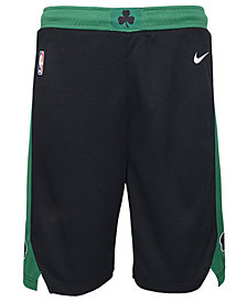 Outerstuff Boston Celtics Statement Swingman Shorts, Big Boys (8-20)