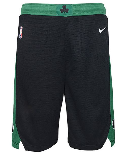 6dbb2d2623 ... Outerstuff Boston Celtics Statement Swingman Shorts