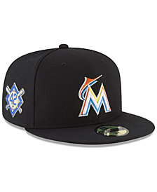 New Era Miami Marlins Jackie Robinson Day 59FIFTY FITTED Cap