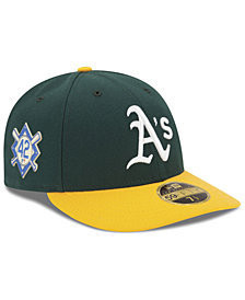New Era Oakland Athletics Jackie Robinson Day Low Profile 59FIFTY FITTED Cap
