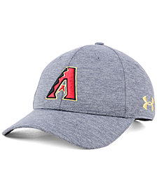 more photos eb1ab 0f15f Under Armour Arizona Diamondbacks Twist Closer Cap