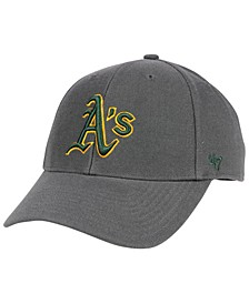 Oakland Athletics Charcoal MVP Cap