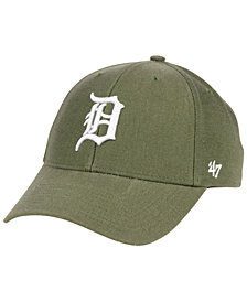 '47 Brand Detroit Tigers Olive MVP Cap