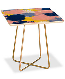 Deny Designs Natalie Baca Taylor Square Side Table