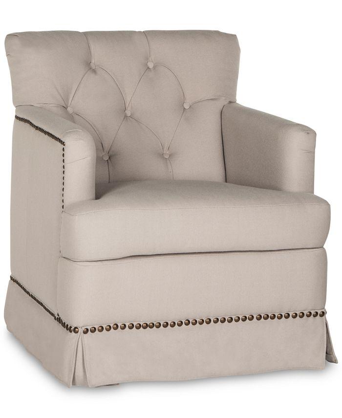 Safavieh - Jenvey Chair, Quick Ship