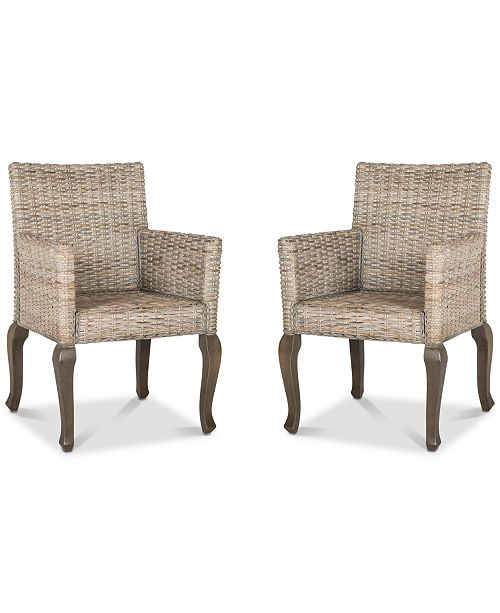 Safavieh Ison Dining Chair (Set Of 2)