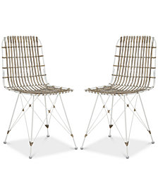 Guldin Dining Chair (Set Of 2), Quick Ship