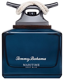 Men's Maritime Deep Blue Eau de Cologne, 2.5-oz.