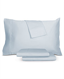 AQ Textiles Celliant Performance 4-Pc. Queen Sheet Set, 400 Thread Count Cotton Blend