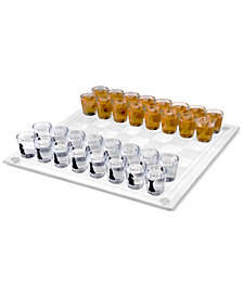33-Pc. Shot Glass Chess Game Set
