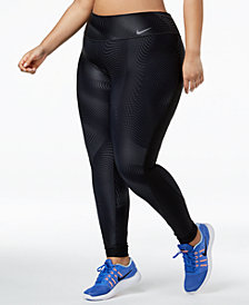 Nike Power Plus Size Training Tights