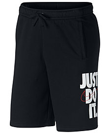 Nike Men's Just Do It Fleece Shorts