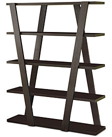Mayte Bookcase, Quick Ship